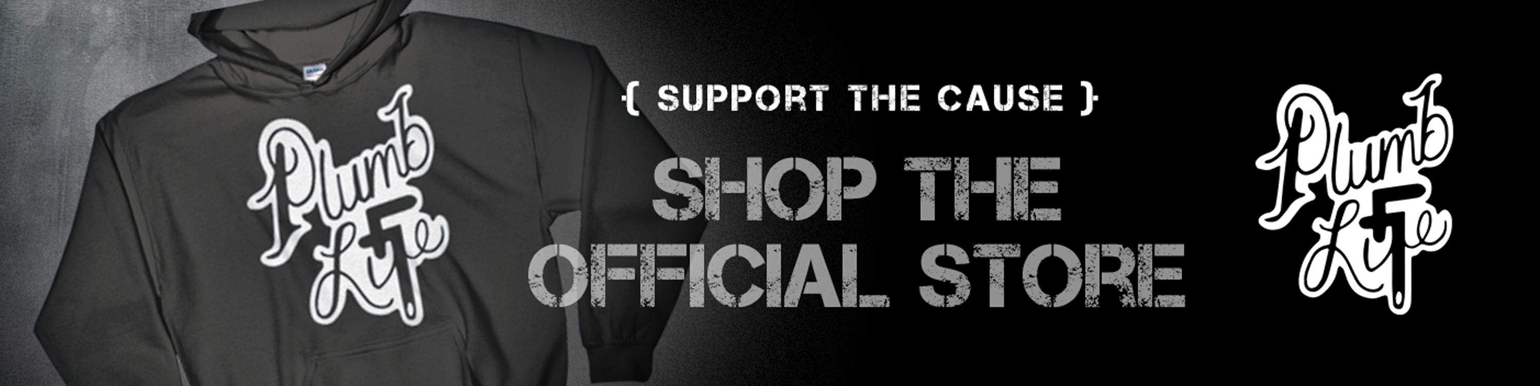 Shop The Official PlumbLife Store to Support The Mission